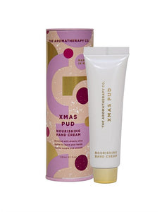 Festive Favours Xmas Pud Hand Cream 30ml