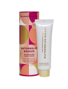 Festive Favours Watermelon Breeze Hand Cream 30ml