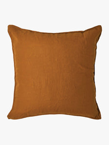 Mondo European Pillowcase Tobacco