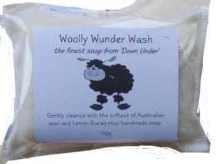 Woolly Wunder Wash Soap 110g