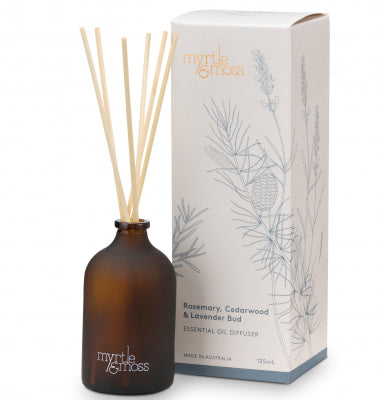 Lavender, Rosemary & Cedarwood Diffuser 125ml