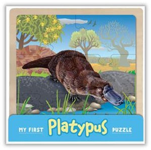 My First Platypus Jigsaw by Garry Fleming
