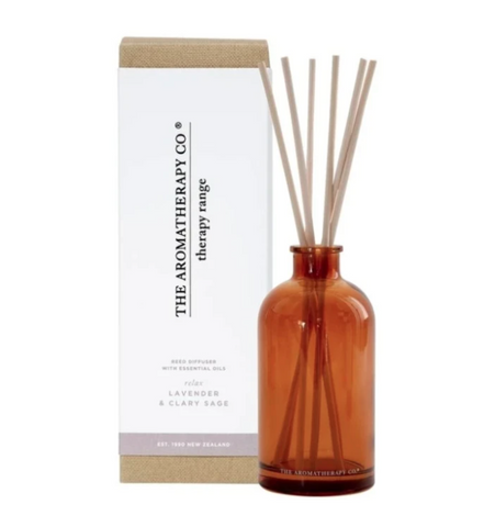 Relax Lavender & Clary Sage Diffuser 250ml