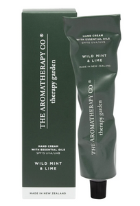 Garden Wild Mint & Lime Hand Cream 75ml