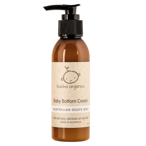 Goats Milk Baby Bottom Cream 125ml