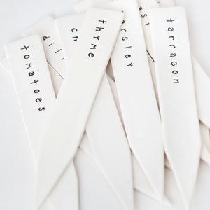 Ceramic Herb Sticks