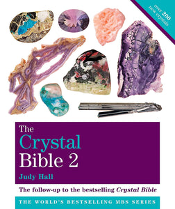 Crystal Bible Volume Two by Judy Hall