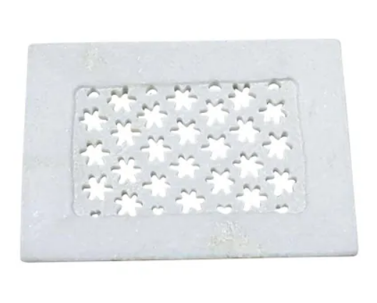 Grill Marble Soap Dish