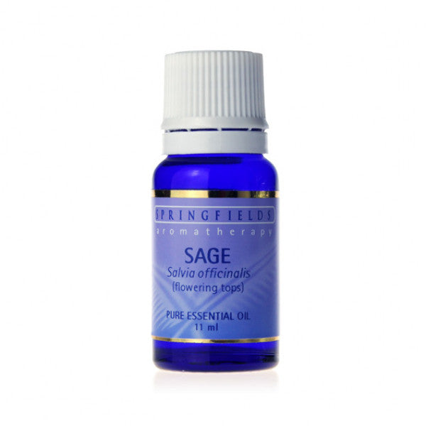 Sage Essential Oil 11ml