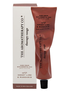 Therapy Uplift Sweet Lime & Mandarin Hand Cream 75ml
