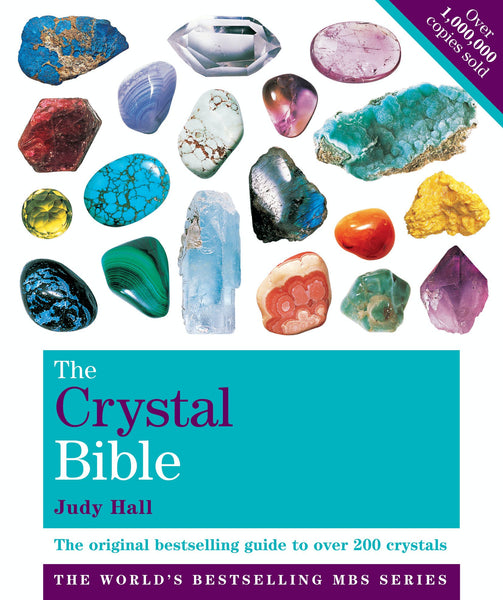Crystal Bible Volume One by Judy Hall