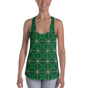 Celtic Irish Racerback Tank - Cranberry Fashion