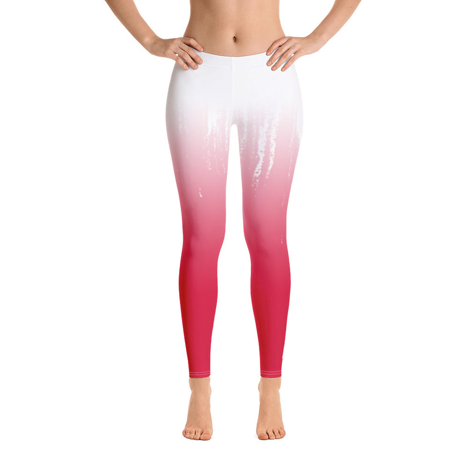 Polska Legging - Cranberry Fashion