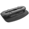 RAM Black Bond-A-Base™ For Inflatable Rafts with Tough-Track™ - RAP-398-BLK-TRACK-AU