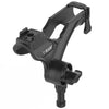 RAM ROD® JR Fishing Rod Holder with Short Spline Post - RAP-434-NB