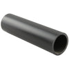 "RAM 1.11 OD X 4"" LONG BLACK PVC PIPE - RAP-PP-1104"