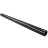 "RAM 1.11 OD X 18"" LONG BLACK PVC PIPE - RAP-PP-1118"