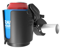 RAM Tough-Claw™ Mount with Level Cup™ Drink Holder - RAM-B-132-400U