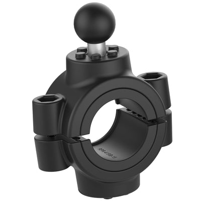 "RAM® Torque™ 1 ½"" – 2"" Diameter Rail Base with 1"" Ball - RAM-B-415-15-2U - OC Mounts"