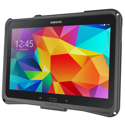 IntelliSkin® with GDS® for the Samsung Galaxy Tab 4 10.1 - RAM-GDS-SKIN-SAM13U - OC Mounts