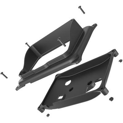 RAM Locking Case for the Garmin Dezl 570LMT - RAM-HOL-GA71LU - OC Mounts