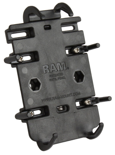 RAM® Quick-Grip™ Spring Loaded Holder - RAM-HOL-PD3U - OC Mounts
