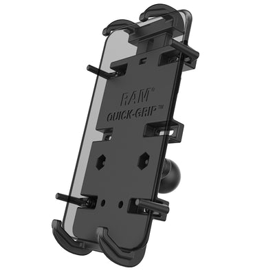 RAM® Quick-Grip™ Universal Phone Holder with Ball - RAM-HOL-PD4-238AU - OC Mounts