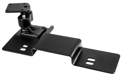 No Drill Laptop Mount for 2004-2014 Ford F150 and 2005-2011 Lincoln Mark LT (Clears Cup Holder) - RAM-VB-109A-SW1 - OC Mounts