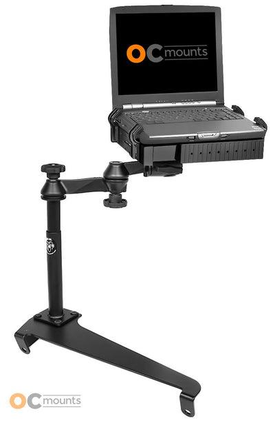 No Drill Laptop Mount for 2001-2004 Toyota Sequoia and 2000-2006 Tundra - RAM-VB-133-SW1 - OC Mounts