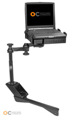 No Drill Laptop Mount for 2005-2008 Chrysler 300, 2006-10 Dodge Charger or Magnum (Non Police Package - RAM-VB-145-SW1