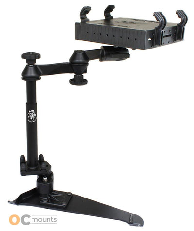 No Drill Laptop Mount for 2008-2010 Honda Accord, 06-09 Subaru Forester, 06-10 Impreza, 06-09 Legacy and Outback - RAM-VB-169-SW1 - OC Mounts