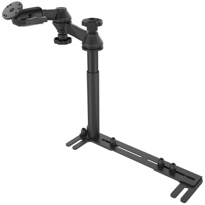 RAM® No-Drill™ Universal Vehicle Floor Mount - RAM-VB-196-SW2 - OC Mounts
