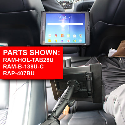 RAM Seat Tough-Wedge™ Accessory - RAP-407BU - OC Mounts