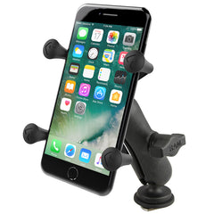 RAM® X-Grip® Phone Mount with Track Ball™ Base - RAP-HOL-UN7B-354-TRA1U