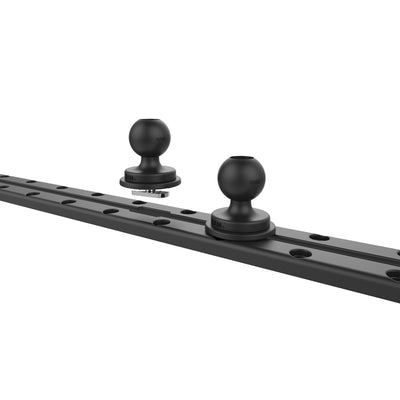 "Top-Loading Composite Tough-Track™ Overall Length: 18.5"" - RAP-TRACK-A16U - OC Mounts"