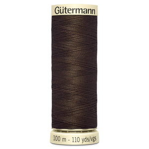 Gutermann 100% Polyester Thread 100m