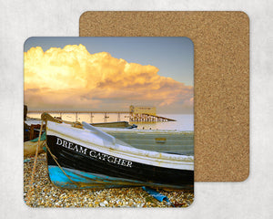 'Dream Catcher Sunset ' -  Single Square Placemat