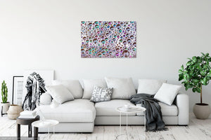 'Bubbles' Canvas Print