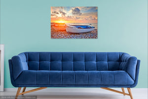 'No Worries' Canvas Print