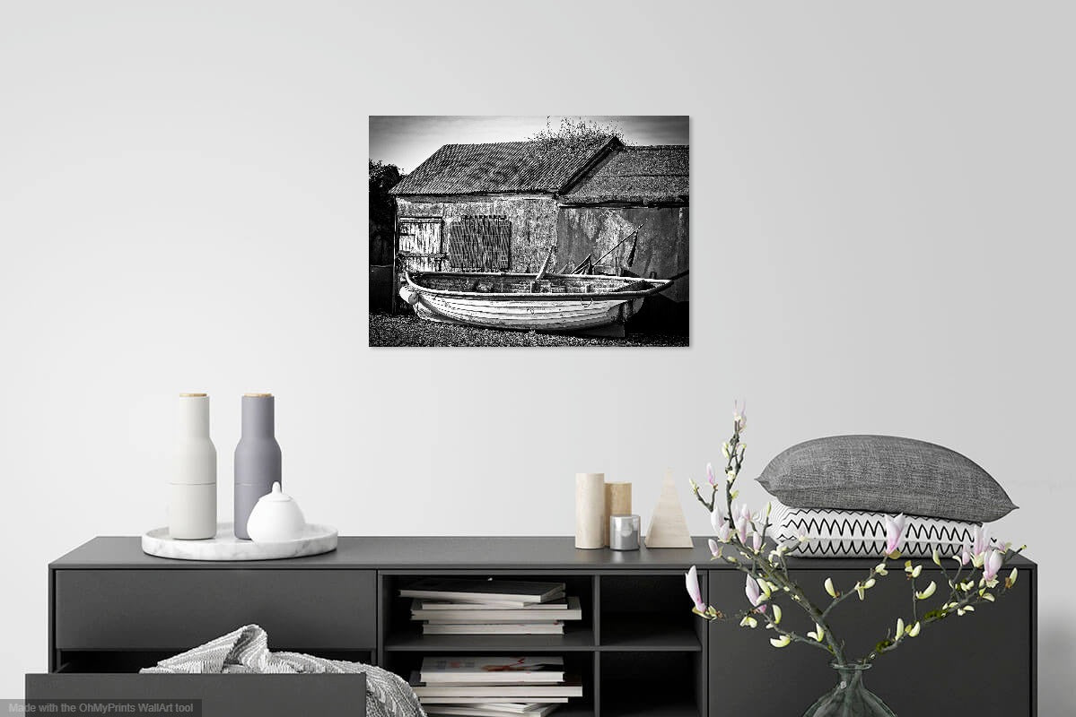 'Time Stands Still' Canvas Print