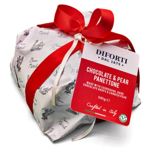 Chocolate and Pear Panettone 500g