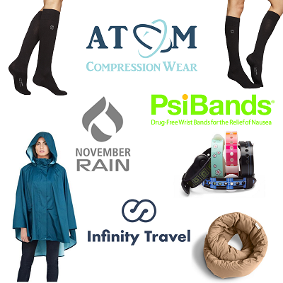 Travel Comfort Products For Home And Wherever You May Roam