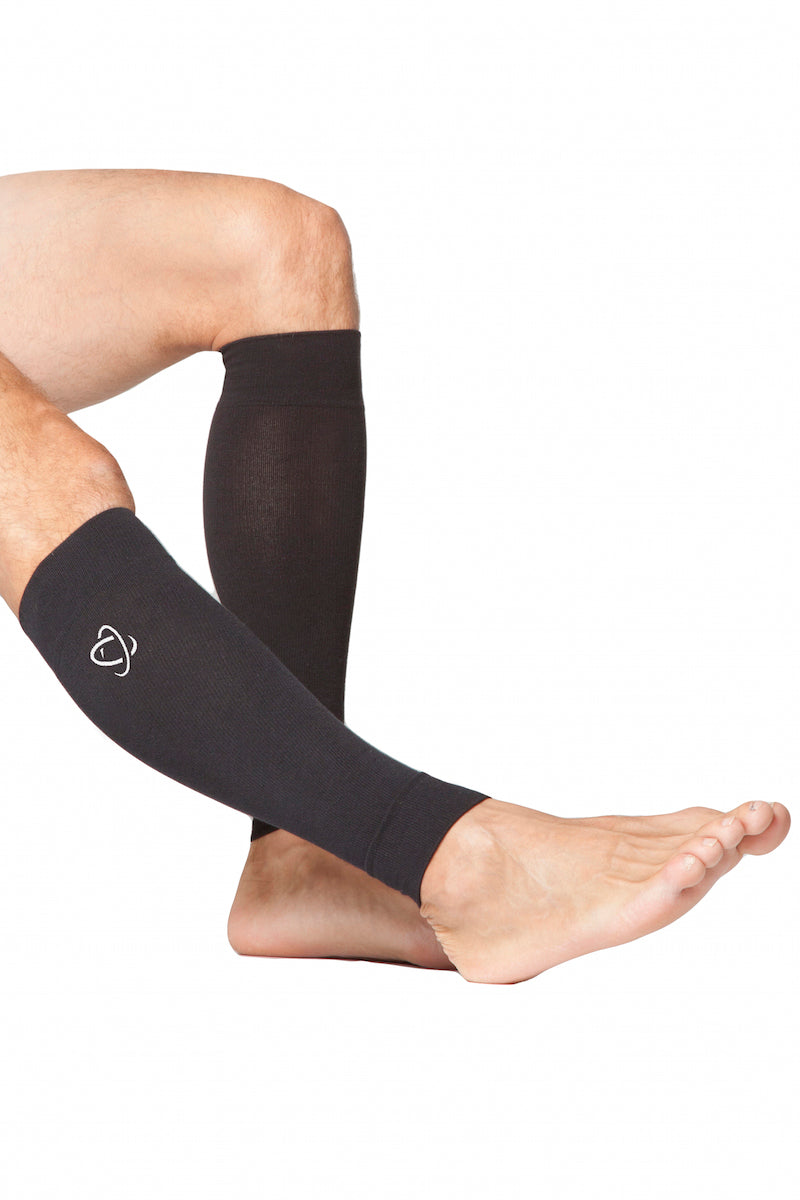 Compression Lanati Milk Fiber Calf Sleeves