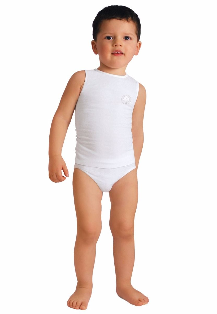 Toddler and Baby Cotton Tank Top