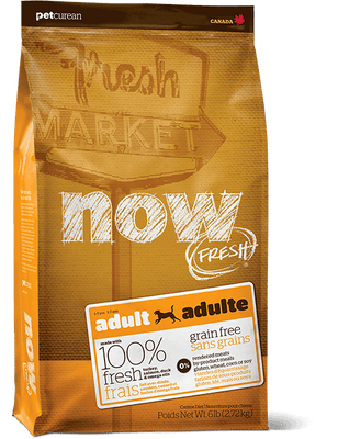 NOW FRESH Graanvrij Adult