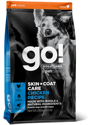 GO! SOLUTIONS SKIN + COAT CARE KIP RECEPT