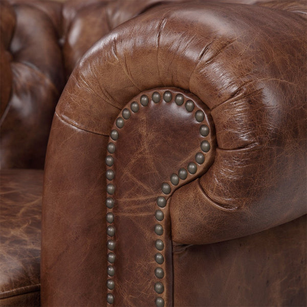 Kensington Chesterfield Tufted Sofa - Kent & Ross