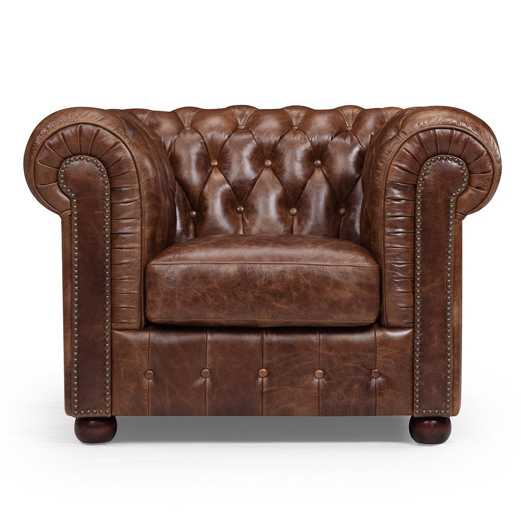 The Original Chesterfield Chair - Kent & Ross
