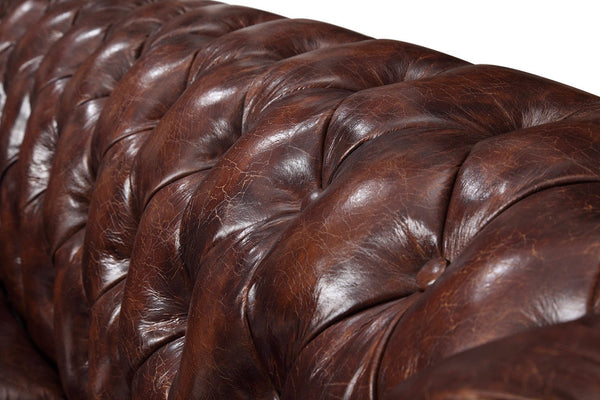 The Original Chesterfield Loveseat - Kent & Ross