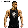 Image of Men Vests Cotton Singlets Muscle Top